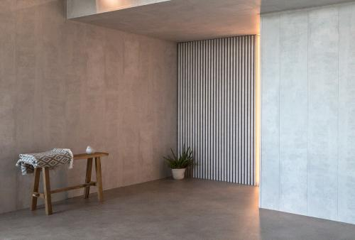 Wand Raw Concrete