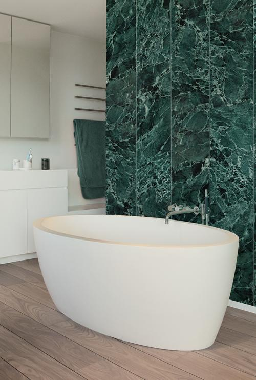 Mur Green Marble